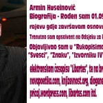 Armin Huseinović: Naš zajednički prijatelj Marko