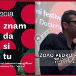 Žoao Pedro Rodrigeš primio ZLATNI PEČAT Jugoslovenske kinoteke