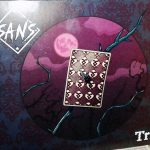 "GRUPA  SANS: CD  ALBUM ""TRN""  2018."