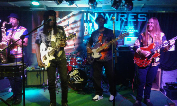18.   INTERNATIONAL   IN  WIRES  BLUESROCK  FESTIVAL