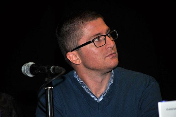 Aleksandar Ćuković laureat za prozu
