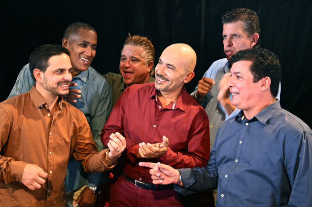 Kubanska vokalna atrakcija na Nišvilu