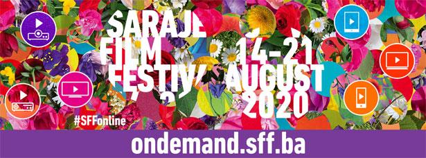 Pratite 26. Sarajevo Film Festival na ondemand.sff.ba