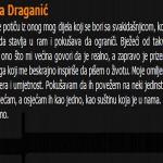 Bojana Draganić: Čovjek u čauri
