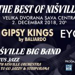 GIPSY KINGS u Sava Centru!