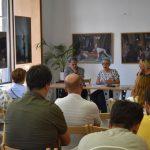 Održan prvi sastanak sa strip autorima na temu rezidencijalne saradnje Francuske i Srbije